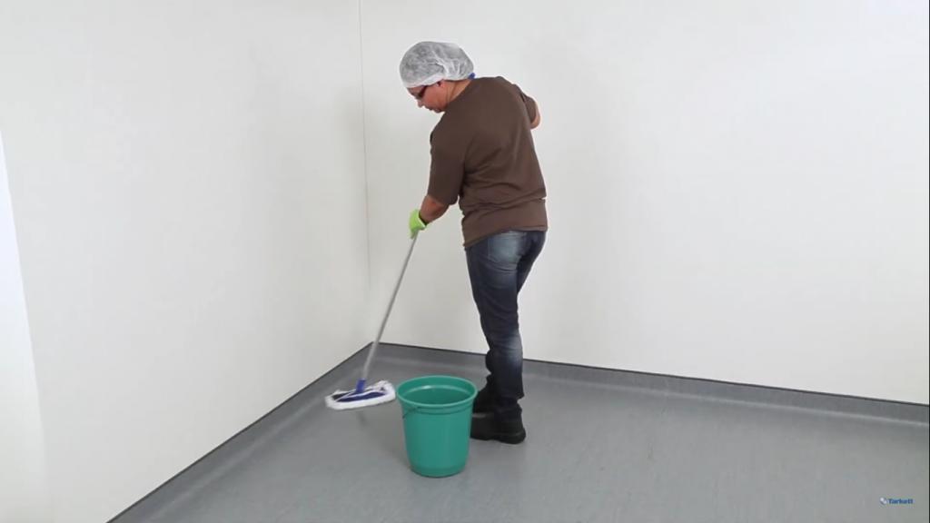 Alta resistência e fácil limpeza
