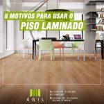 8 motivos para usar o piso laminado
