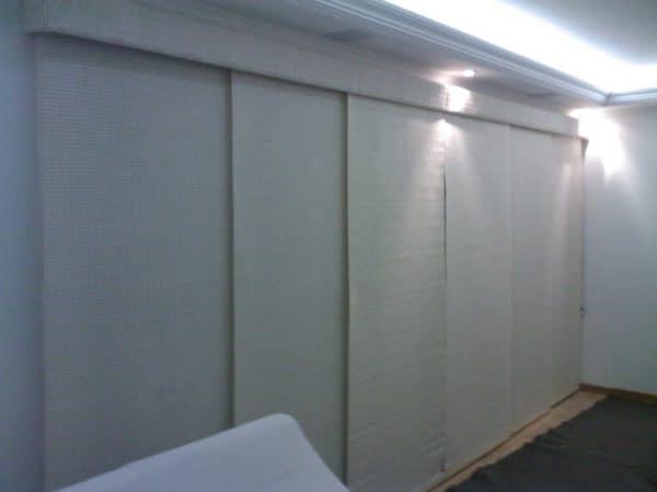 cortina de pano